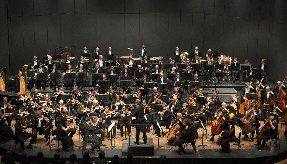 Концерты: Волгоградский академический симфонический оркестр. Дирижер Арсен Туаев (Северная Осетия)