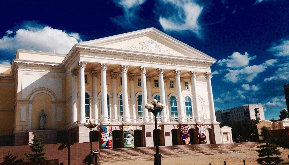 Афиша театра город ногинск билеты в театр имени чехова