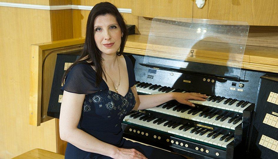 Концерты: «Орган и скрипка и альт»: Оксана Кулешова, Татьяна Лазарева, Ирина Коротичева