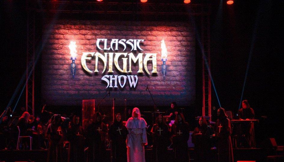 Концерты: «Classic Enigma Show»: Notre Dame de Lourdes