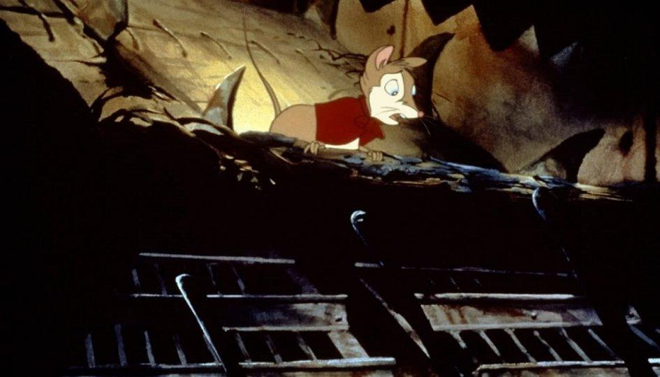 Кино: «Секрет Н.И.М.Х.-2»