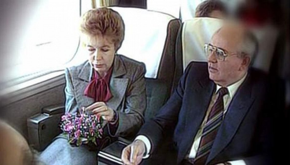 Кино: «Любовь и власть Раисы Горбачевой»