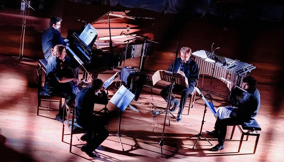 Концерты: «(r)Evolution»: Московский ансамбль современной музыки