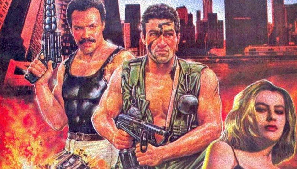 Кино: «Черная кобра»