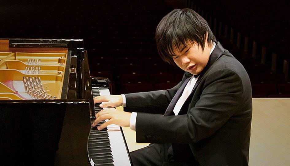 Концерты: Нобуюки Цудзи (фортепиано)