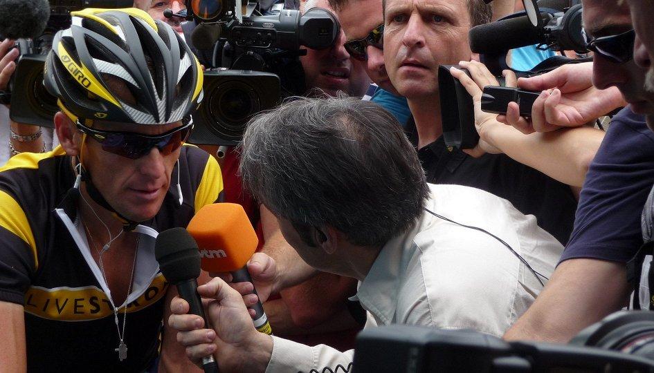 Кино: «Ложь Армстронга»