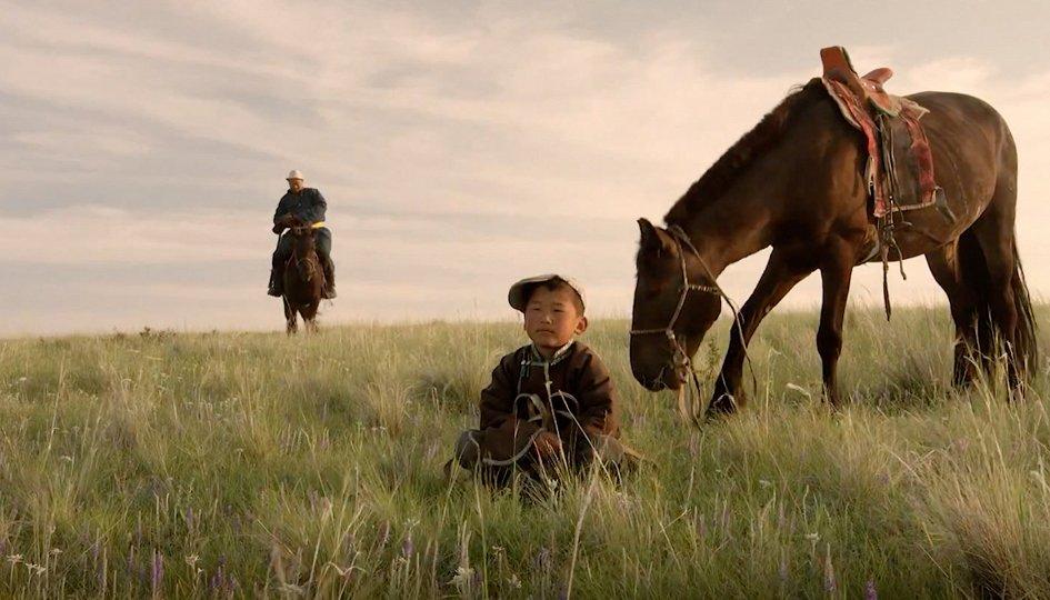 Кино: «Желтый жеребенок»