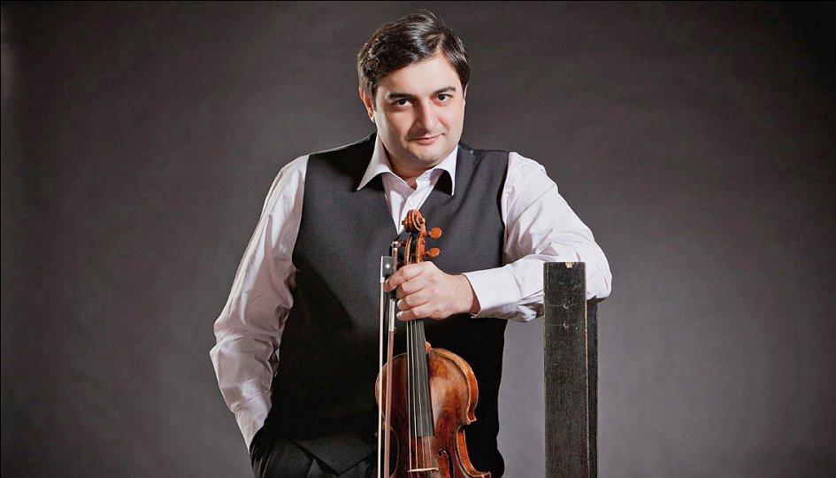 Концерты: Граф Муржа (скрипка), Наталия Гусь (фортепиано)