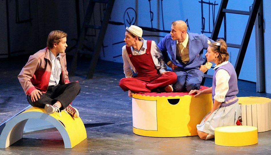 Театр: Денискины рассказы, Москва