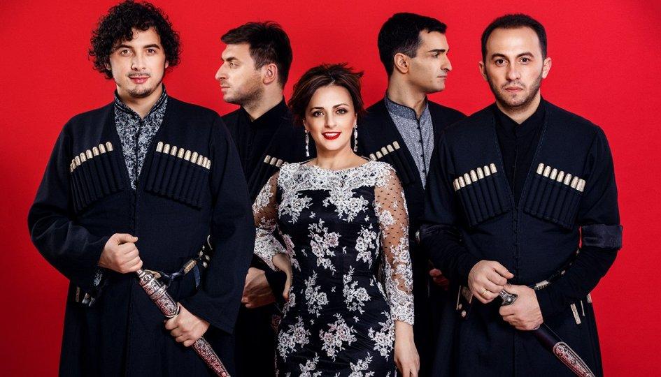 Концерты: Кетеван Габисиани (вокал)