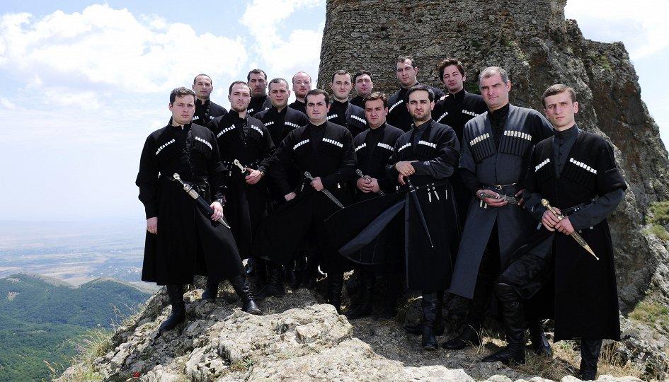 Концерты: Патриарший хор Грузии «Басиани»