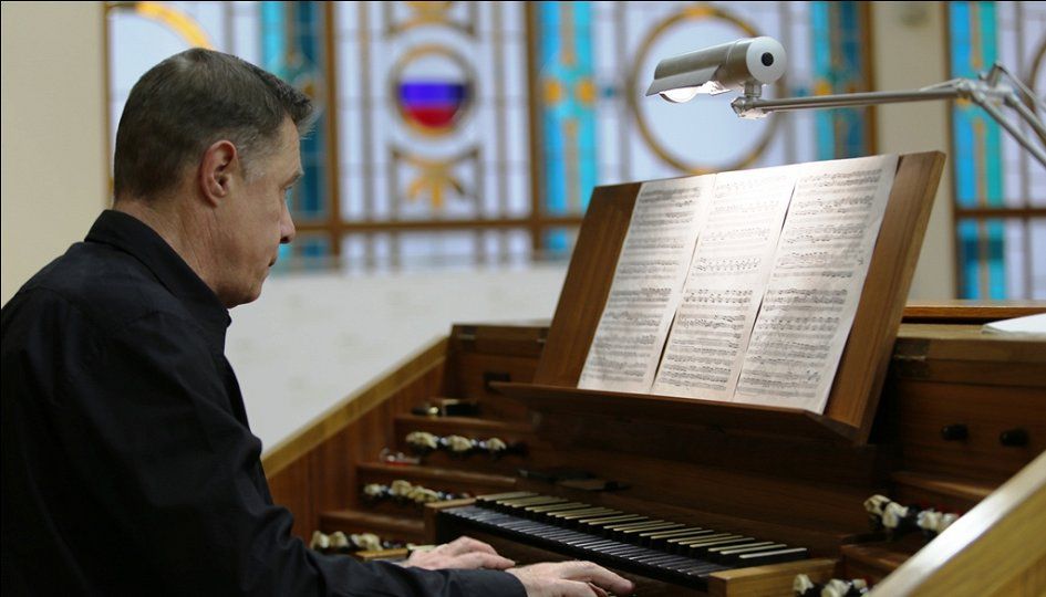 Концерты: «Русская музыка»: Михаил Павалий