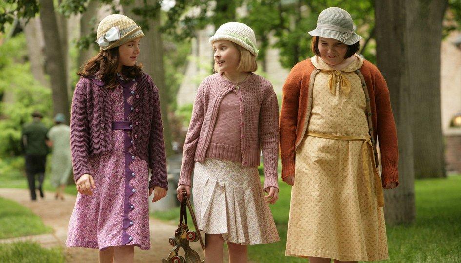 Кино: «Кит Киттредж: Загадка американской девочки»