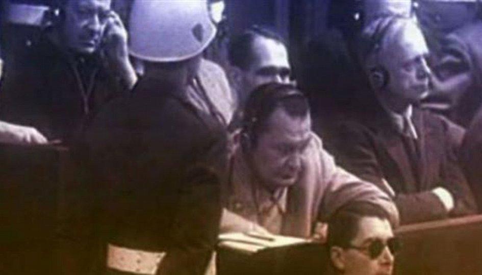 Кино: «Нюрнбергский процесс. Вчера и завтра»