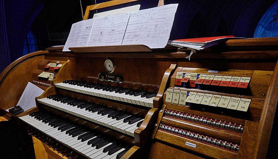 Концерты: Маттиас Нойманн (орган)