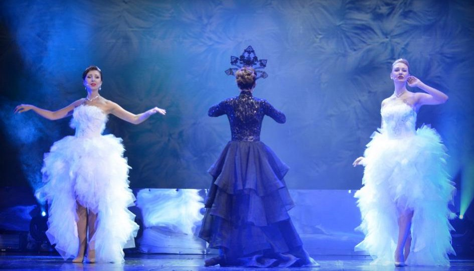 Концерты: «Голоса. Forever»: Ольга Никитина, Анастасия Бондаренко
