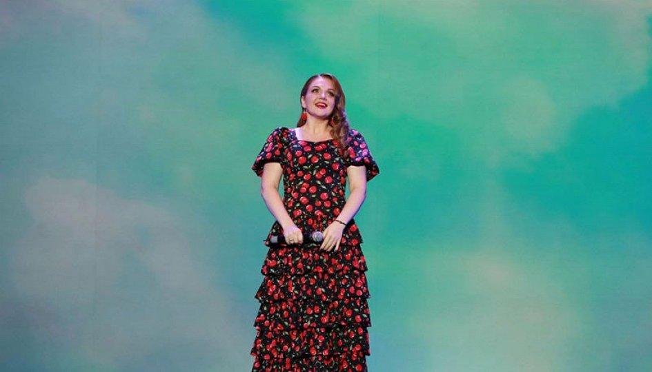 Концерты: Марина Девятова