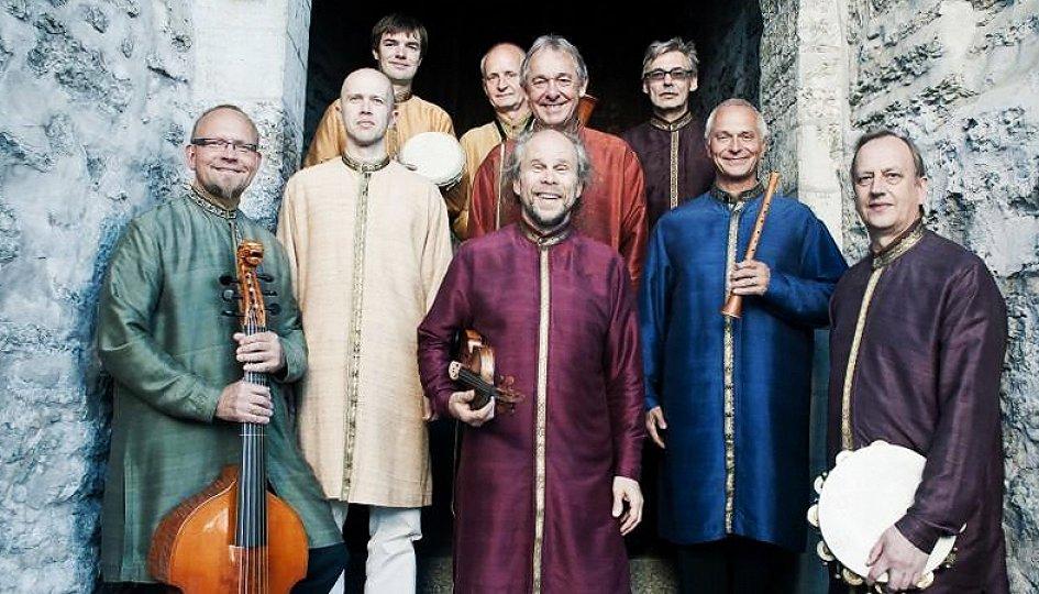 Концерты: Ансамбль Hortus Musicus (Эстония)