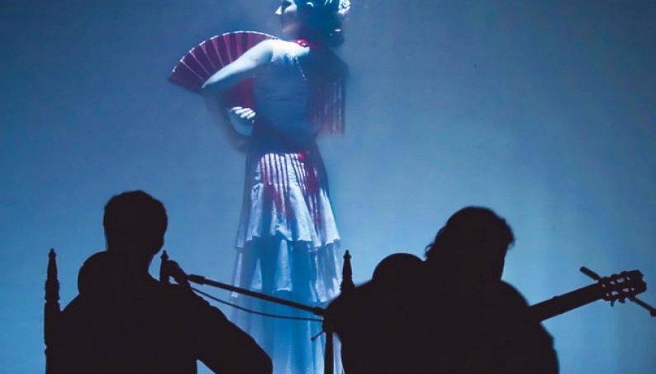 Концерты: «Открытая сцена: фламенко»