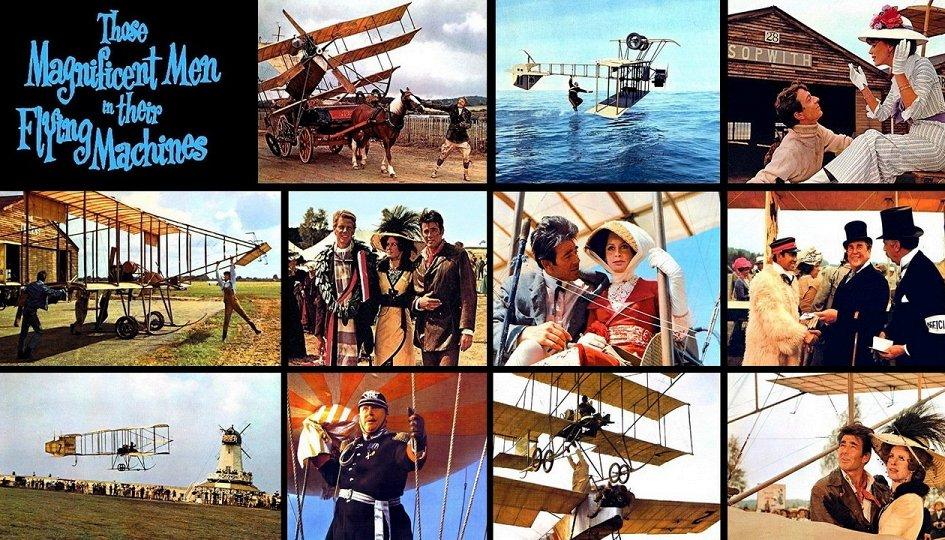 Кино: «Воздушные приключения»