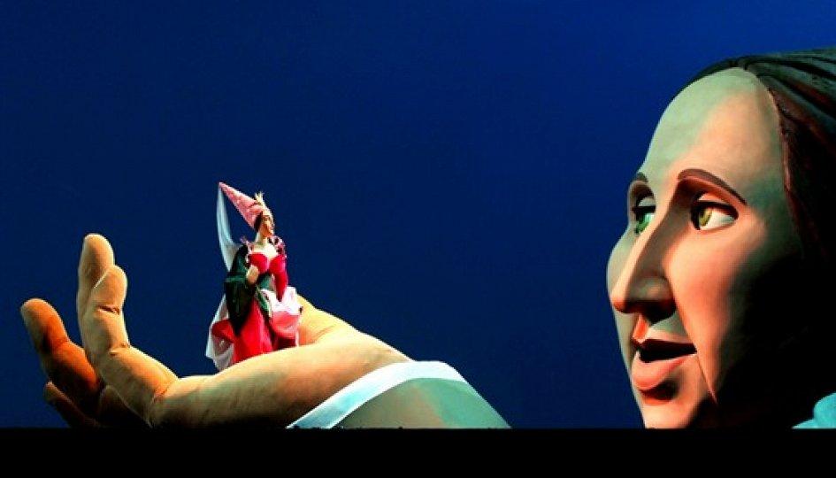 Театр: Путешествия Гулливера, Москва