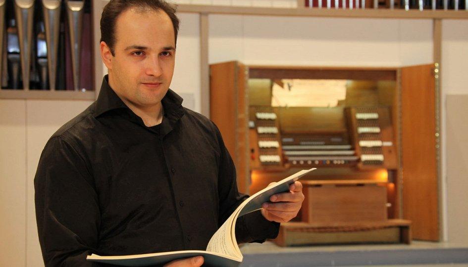 Концерты: «Орган с оркестром у Баха и Генделя»: Тарас Багинец