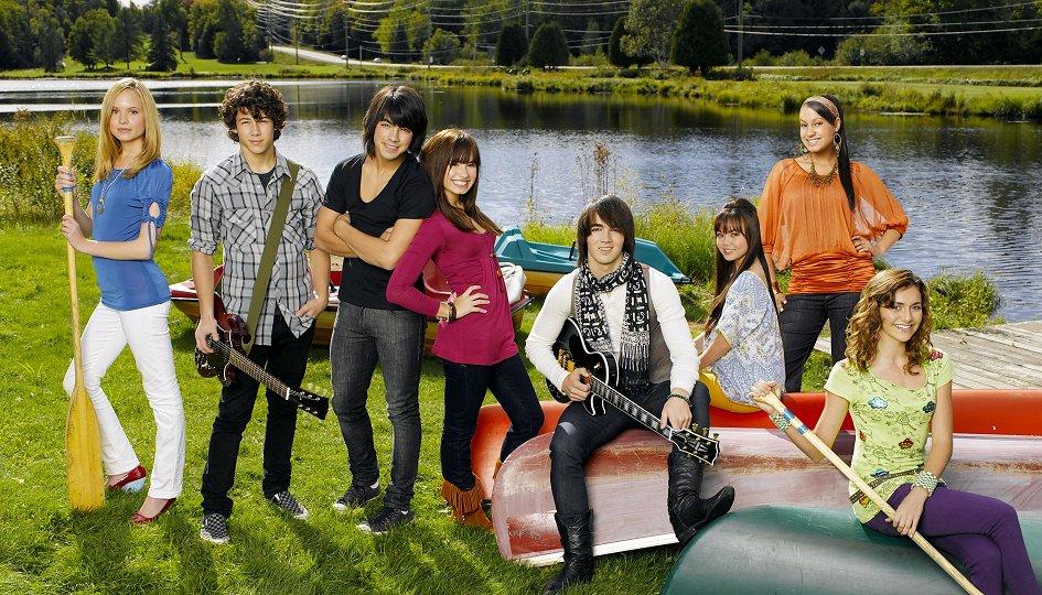Кино: «Camp Rock: Музыкальные каникулы»