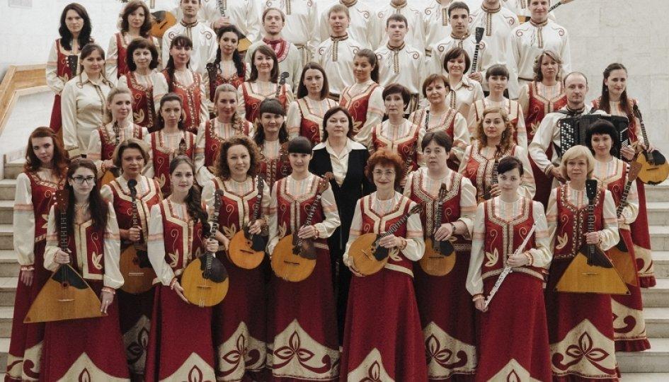 Концерты: «Русская фантазия»