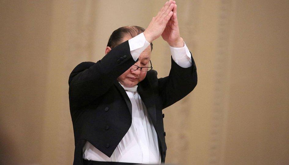 Концерты: «Бородин. «Богатырская»: Уральский академический филармонический оркестр