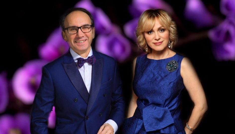 Концерты: «Два сердца. Песни любви»: Валерий Кучеренко и Наталья Москвина
