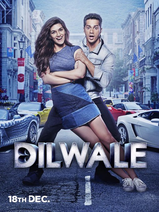 Watch Dilwale 2015 Hd Online Free - Alluc Full
