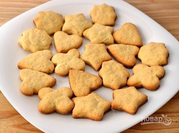 Быстрый и вкусный рецепт приготовления печенья