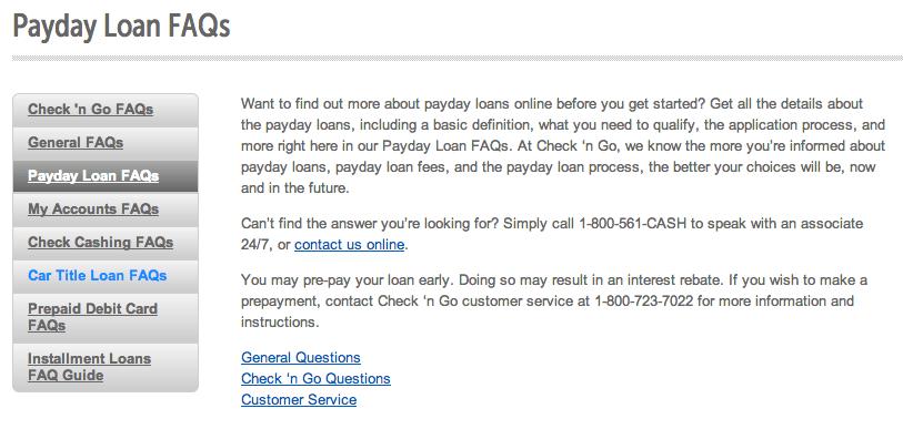 Manhattan processing payday loan