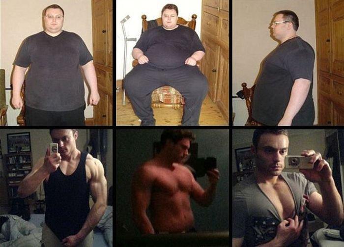 Сбросить вес без потери мышечной массы