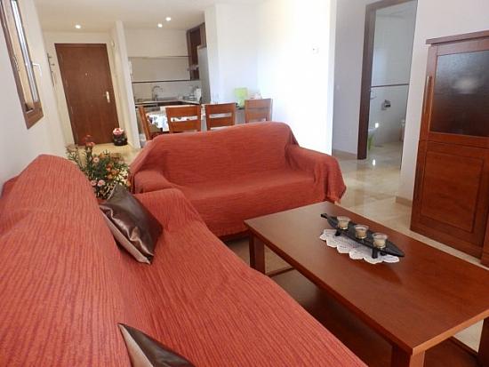 Снять квартиру в испании коста бланк