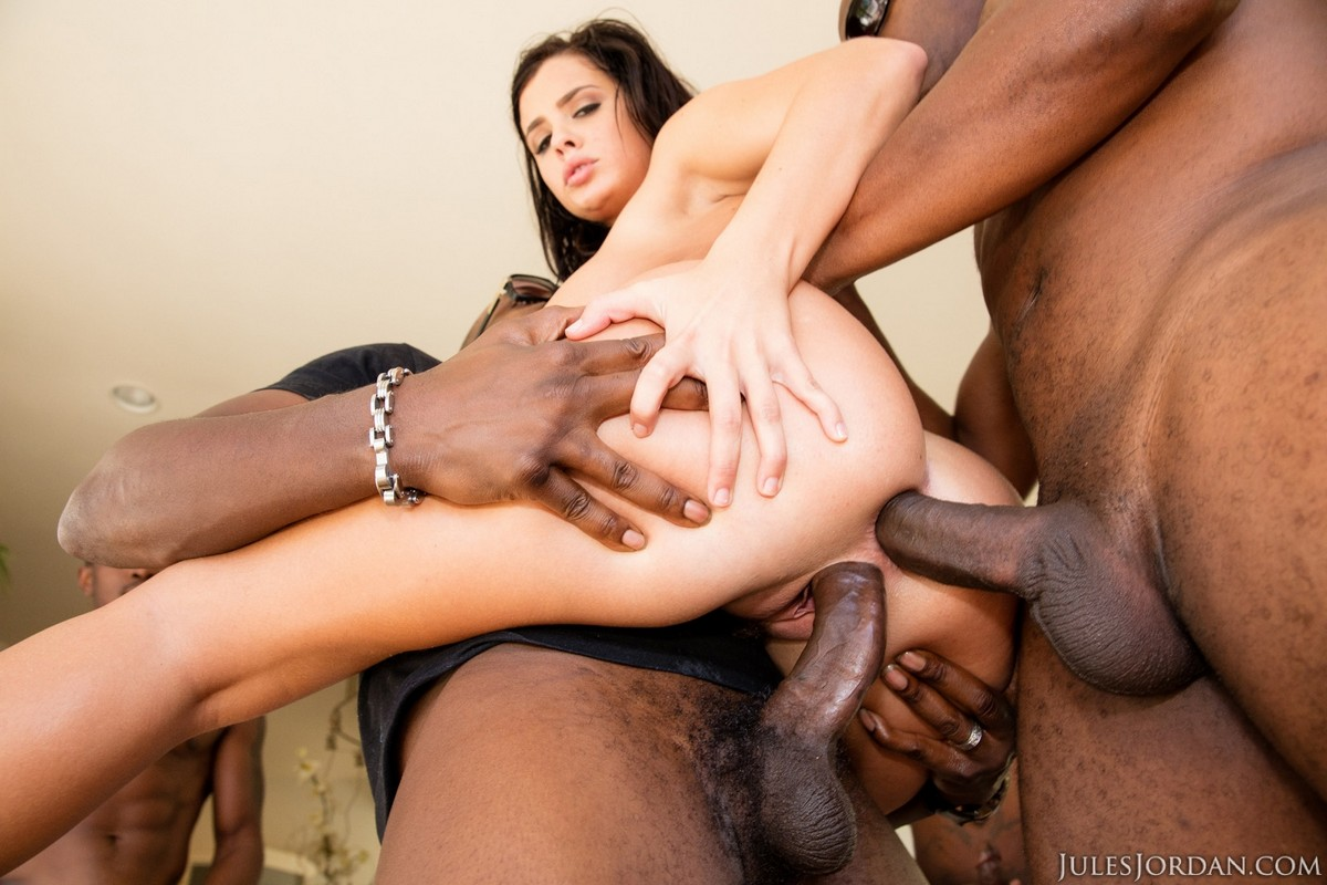 Amateur force chinese chinese black