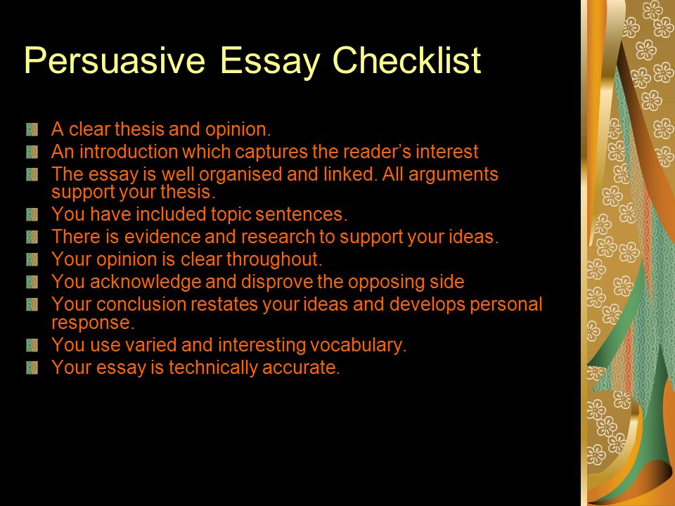 Writing a Persuasive Essay Tricks and Tips, Topics, Outline