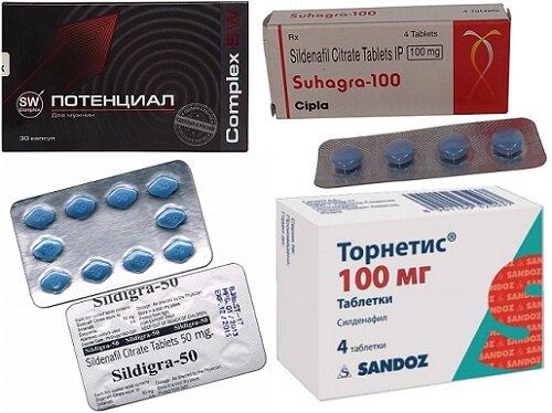 Препараты от эректильной дисфункции форум