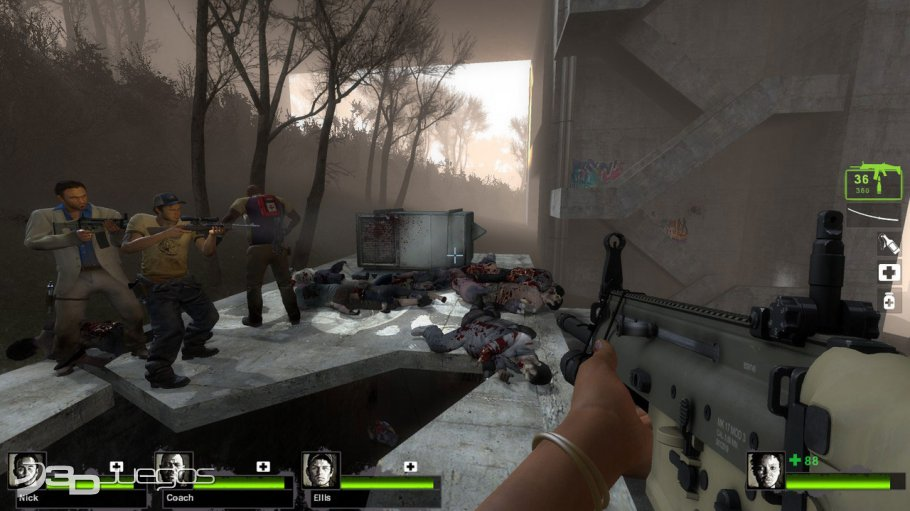 Download – Left 4 Dead 2 – PC Torrent - Torrent