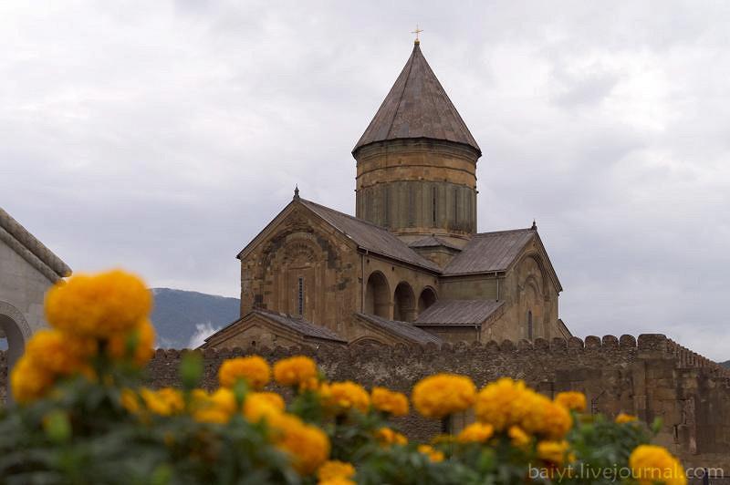 Паломнические туры в грузию из киева