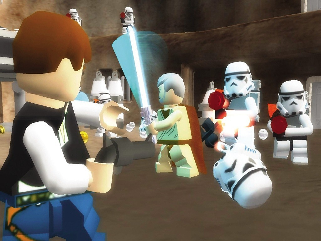 LEGO Star Wars: The Video Game - Play Game Online