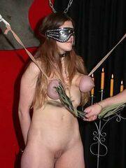 Big girl bondage videos