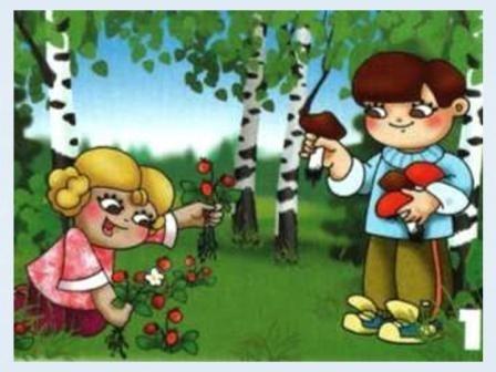 вязание для детей видео уроком шапки и варежки