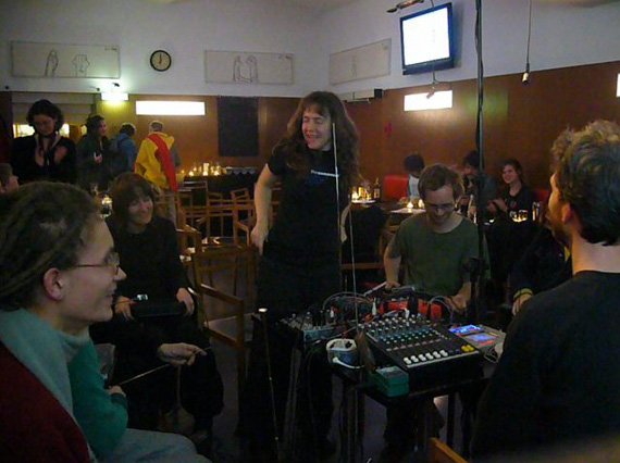 Single party radio wien