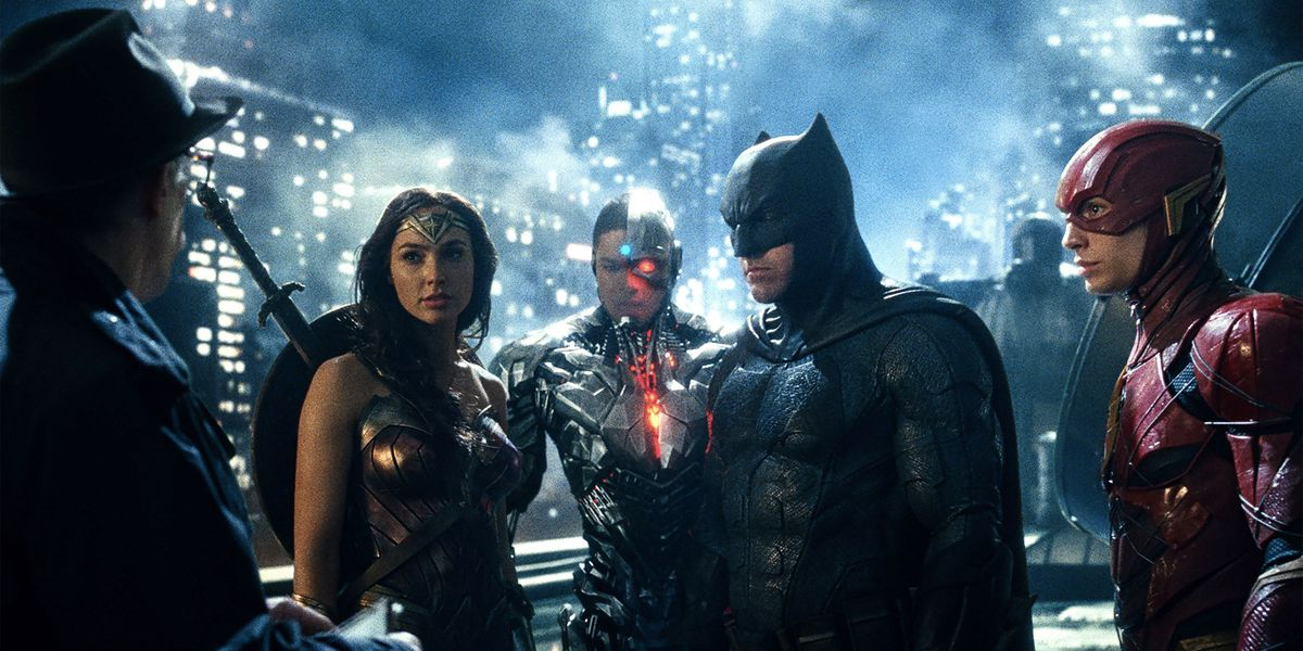 DC Cinematic Universe Comics and Video Games - Facebook