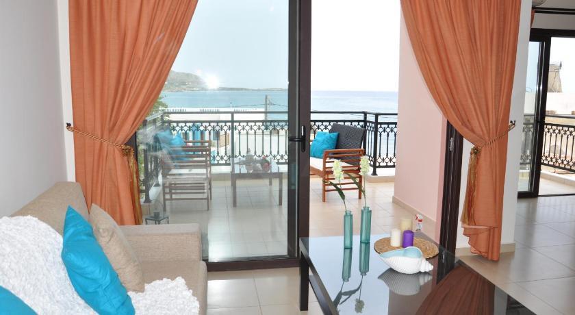 Апартаменты в Макриялос на море