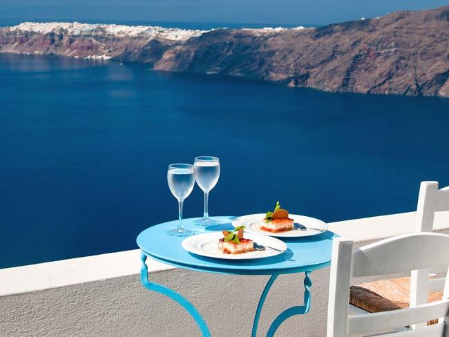 Квартира в остров Санторини на море дешево
