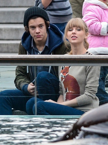 Taylor swift and harry styles dating video