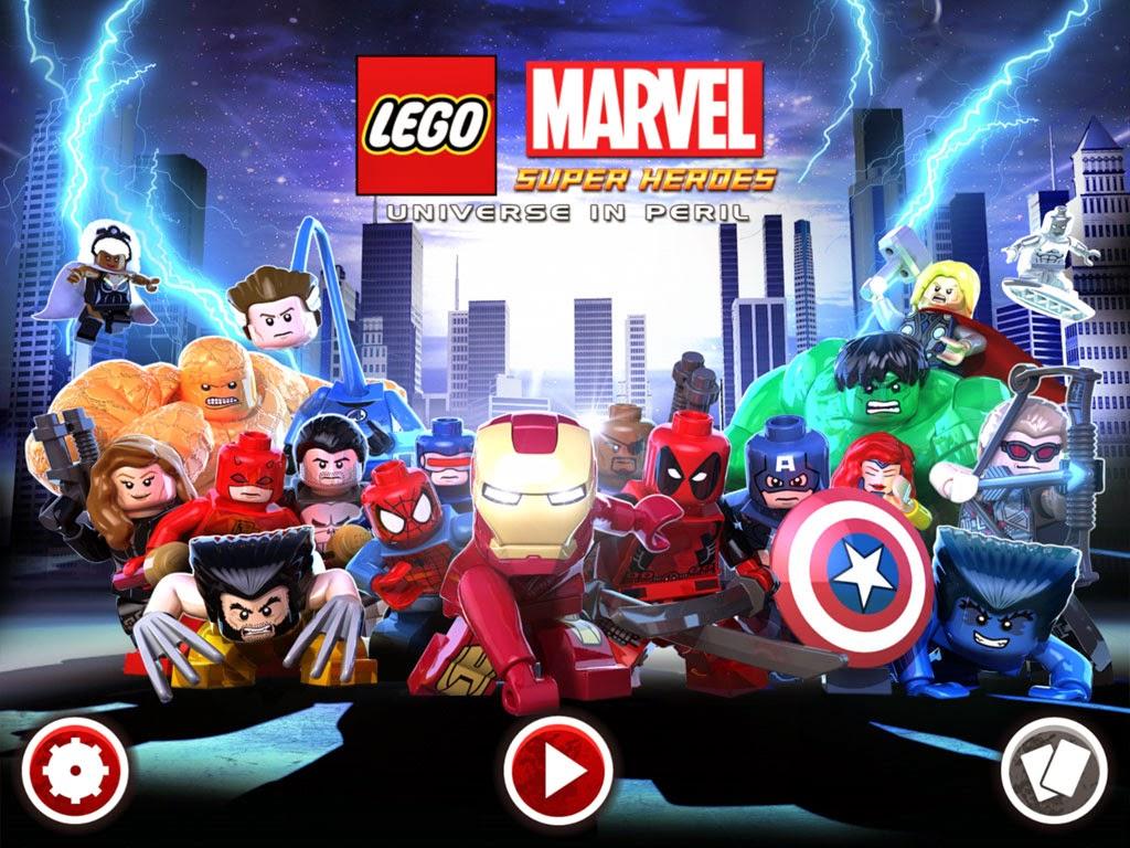 Lego Marvel's Avengers (Video Game 2016) - IMDb