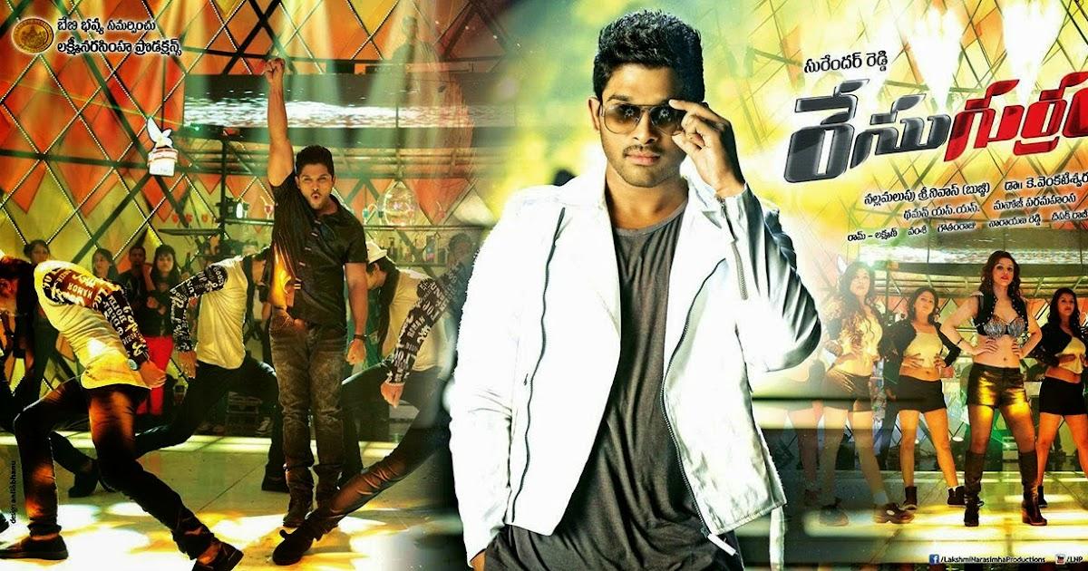 Race Gurram (2014) WebRip Telugu Full Movie Watch Online Free